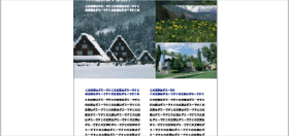 大型コピー(地図や図面など)