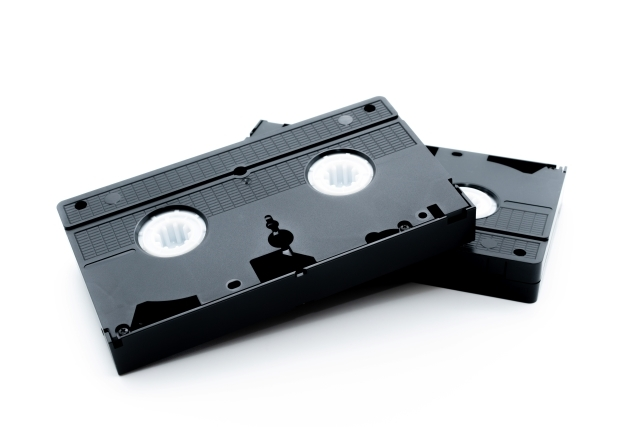 VHSビデオ動画